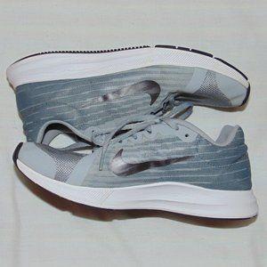 Nike Downshifter 8 GS 'Dark Grey Black' Size 8.5